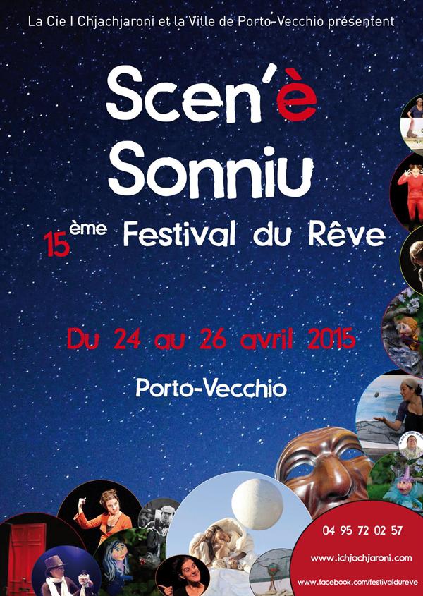 Festival du Rêve - Scen'è Sonniu - Edition 2015