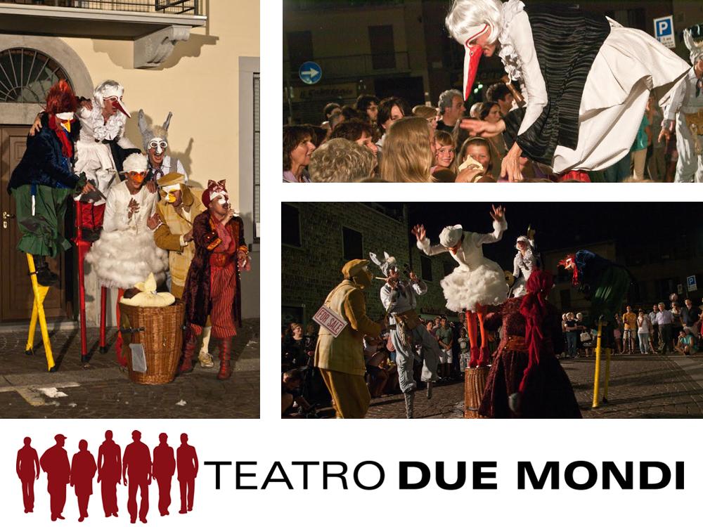 Carosello - Cie Teatro Due Mondi